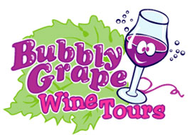 Bubbly Grape Logo